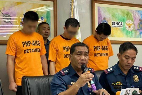 Warga Negara Tiongkok Ditangkap di Filipina, Dituntut dengan Menculik Orang Karena Utang Perjudian